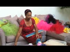 Learn How to make a TUTU Dress - part 2