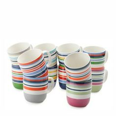 Piękne, kolorowe kubki Maxwell&Williams w Twojej kuchni i jadalni