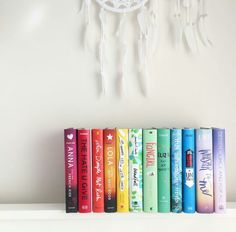 book rainbow by emilyjmead
