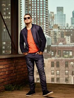 BOSS Orange Heads to New York with Latest Collection