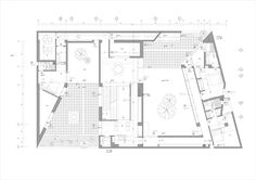 Image 27 of 30 from gallery of [In]Exterior, Falahatian Yard-House / [SHIFT] Process Practice. First Floor Plan