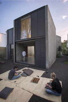 Prado House by CoA arquitectura + Estudio Macías Peredo