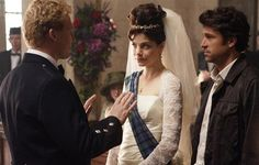 Made of Honor movie Scottish wedding Colin & Hannah. Tom is the maid of honour