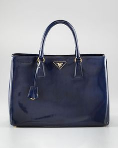 Spazzolato Tote Bag by Prada