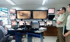 Carabineros de Chile Capacitados en Tecnologia Avigilon VMS Alta Definicion, Camaras de Video Avigilon en Chile