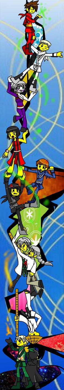 Lego ninjago #40 by MaylovesAkidah.deviantart.com on @deviantART