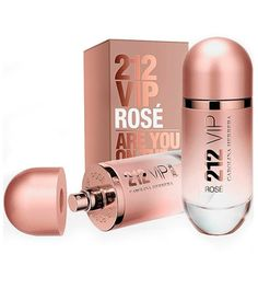 VIP ROSE 212 CAROLINA HERRERA 30ml