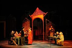 The Good Person of Szechwan set design - Google Search