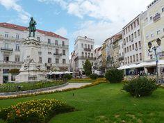 Coimbra, ciudad cerca de Oporto