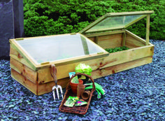 How To Make a Cold Frame to Grow Food Year-Round