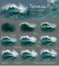 Glowing Acrylic Painting Tutorial For Beginners Digital Art Tutorial, Digital Painting Tutorials, Art Tutorials, Watercolor Painting Tutorials, Acrylic Tutorials, Acrylic Painting Techniques, Art Techniques, Oil Painting Lessons, Arte Sketchbook