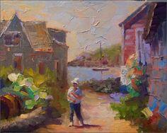 Monhegan Island - Maryanne Jacobsen
