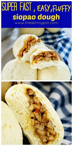 Filipino Style Steamed Buns Recipe is a fa favorite Filipino snacks in the Philippines. It has a soft and fluffy dough that could make or break the taste . Filipino Dishes, Filipino Desserts, Filipino Recipes, Filipino Food, Filipino Siopao Recipe, Cuban Recipes, Steam Buns Recipe, Bun Recipe, Siopao Dough Recipe