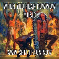 PowWow Music