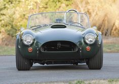 1965 Shelby Cobra 289 Dragonsnake - A rare 1965 Shelby 289 Cobra Dragonsnake slithers to auction
