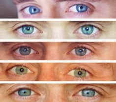 Tom Hiddleston and his gorgeous, colour-changing eyes