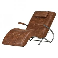 Relaxing Lounger Mours