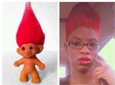 Top 20 Ghetto Red Weaves That Will Make You Laugh Until You Cry