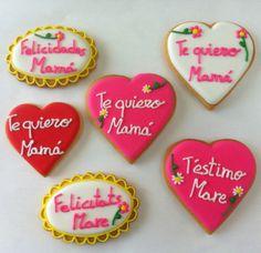 Galletas del Día de la Madre de La Galletería de Tastery #diadelamadre