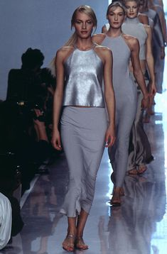 Donna Karan - Ready-to-Wear - Runway Collection - WomenSpring / Summer 1996