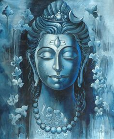 The Mighty Shiva by Madhusudhan (Kolkata)