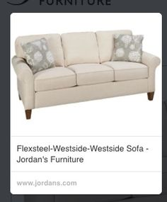Flexsteel Living Room Leather Sectional 1373 Sect Flexsteel