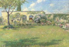 William Merritt Chase (American, Impressionism, 1849-1916):  c. 1910. - Google Search