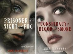 Blankman weaves an amazing fictional protagonist in with real life historical figures from Hitler's inner circle.  READ THIS.  Do it. -- -Prisoner of Night and Fog Series by Anne Blankman