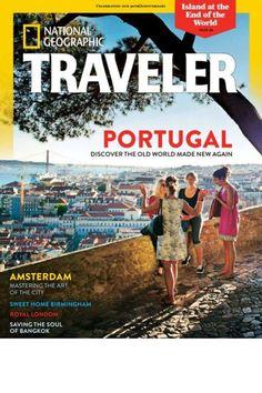 """Portugal é capa da revista """"National Geographic Traveler"""""""