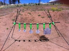The best target stand solution on the market. & New Plate Hangers **NOW AVAILABLE** The Last Stand is every Target ...