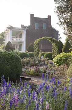 Carnton Plantation in Franklin, Tennessee  Photo by Caroline Allison