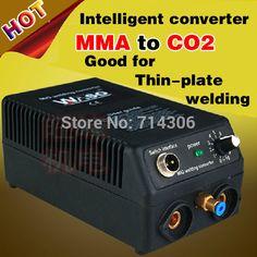 converter  mma welding to co2 gas shielded welding  two function Intelligent convert for inverter welder