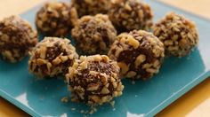 Healthy No-Bake Protein Balls Recipes for Energy and Muscle Recovery | Fitness Magazine