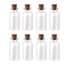 Small Decorative Bottles Wholesale Other Wholesale Party Supplies 14882 Lot Of 100 Small Glass Vials