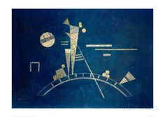 Fragile, 1931 Giclee Print by Wassily Kandinsky at AllPosters.com