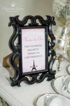 Paris Party - Paris Baby Shower Ideas via  Baby Shower Ideas and Shops #babyshowerideas #babyshowerideas4u