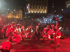 Big Time Orchestra em Florianópolis