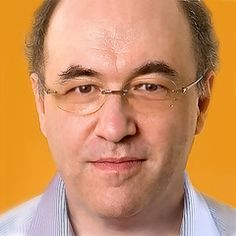 Stephen Wolfram, author of A New Kind of Science and creator of the Wolfram Alpha knowledge engine.