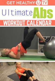 This ab workout routine will help you strengthen your core and sculpt a killer six pack. Using a combination of our HIIT, Power 20, Definitions, and Move to Lose series, you'll experience everything from kickboxing to Pilates-inspired moves. All of these workouts are designed to target specific muscles in your abdomen. Stubborn belly fat can be the hardest to banish, but with this 28-day ab workout routine you'll be on your way to defining your abs and strengthening your core. Abdominal…