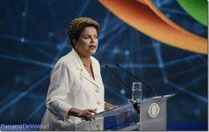 "Vicepresidenta Saint Malo augura ""muchos éxitos"" a Rousseff - http://panamadeverdad.com/2014/10/28/vicepresidenta-saint-malo-augura-muchos-exitos-rousseff/"