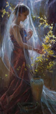 Daniel Gerhartz shares figurative art that illustrates how to assess your subject in order to most accurately relay the correct values and edges. Light Painting, Painting & Drawing, Robert Motherwell, Illustration Art, Illustrations, Richard Diebenkorn, Mystique, Jackson Pollock, Keith Haring