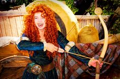 Merida (Disneyland)