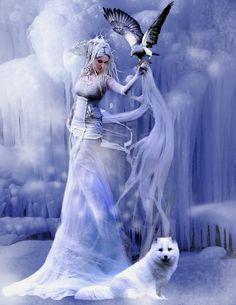 Winter Phantasm ~Vide-Ilustration on deviantART