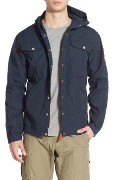 Fjällräven 'Greenland No.1' Hooded Jacket available at #Nordstrom