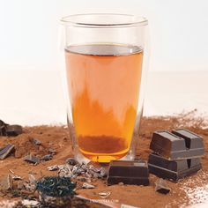 Chocolate Earl Grey is here. Get it while it's HOT, available in February Steeped Tea Specials!