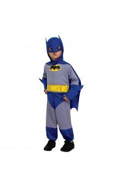 disfraz de batman the brave and the bold para beb