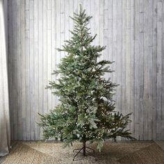 The White Company artificial Christmas tree