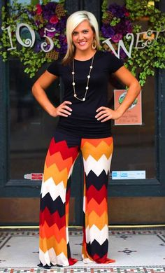 """""""Cora"""" Palazzo Pants $39.99.  Available at 105 West Boutique in Abbeville, SC."""