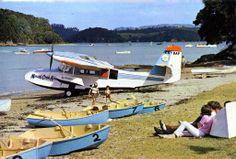 Mount Cook Airlines Grumman Goose Australian Airlines, Mount Cook, Air New Zealand, Flying Boat, Aircraft Photos, Great Memories, After School, Helicopters, My Ride