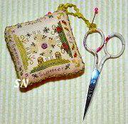 Shepherd's Bush All Seasons Scissor Fob Kit -- click for more